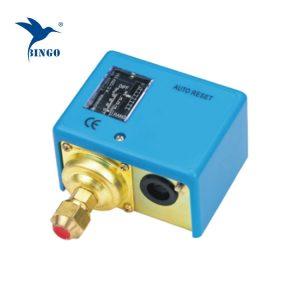 Reguliuojamas slėgio jungiklis, skirtas šaldymo vandens alyvos dujoms