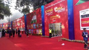 "BINGO-SENSOR ""China Machinex 2015"""
