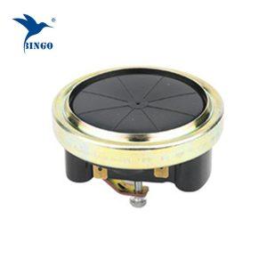 nerūdijančio plieno flanšo tipo diafragmos sandariklis, elektros kontaktinis manometras