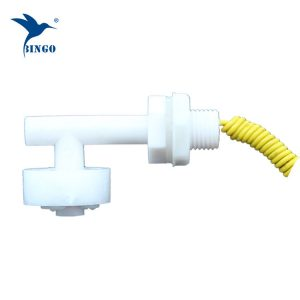 Horizontalus mini L formos plastikinis plūduriuojantis vandens bako jungiklis