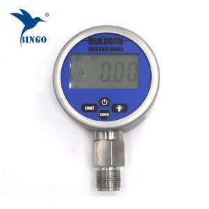 Pažangus vakuuminis skaitmeninis manometras, LCD, LED ekranas, 100 MPa matuoklis
