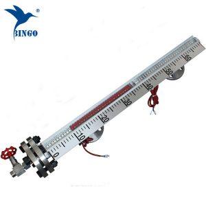 Šoninis montuojamas SUS304SUS316L magnetinis lygis